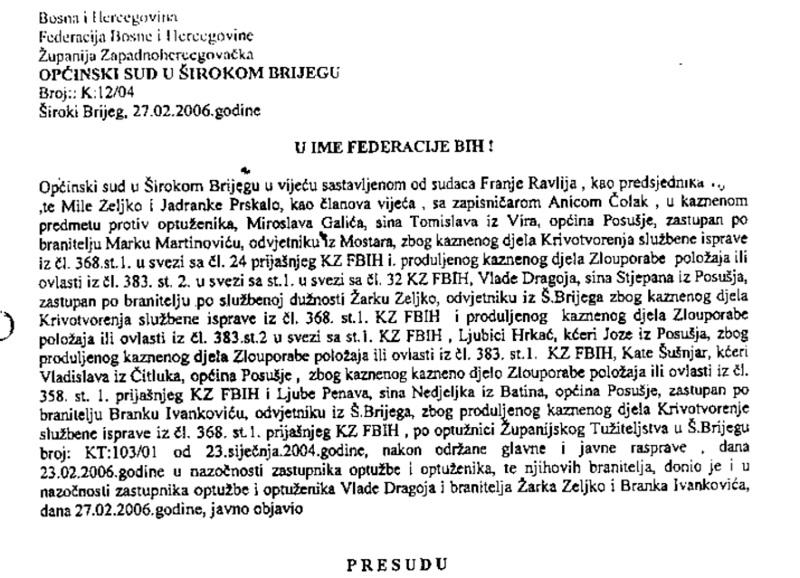 dokument miroslav galić 22012016