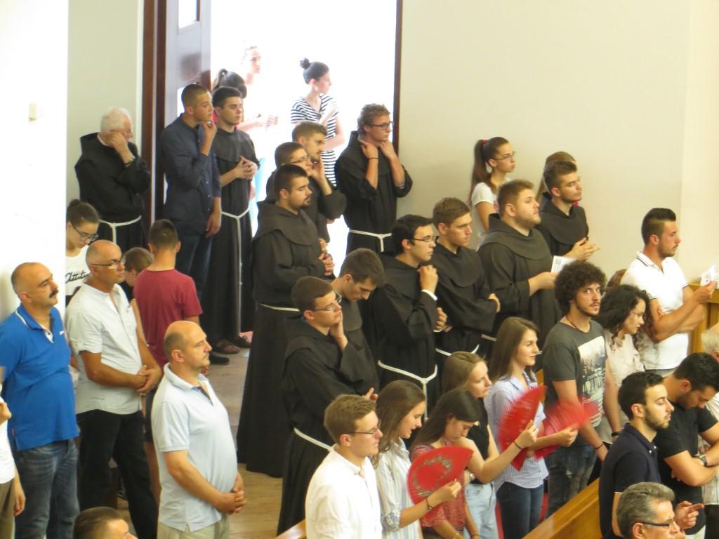 FOTO: Franjevci.info