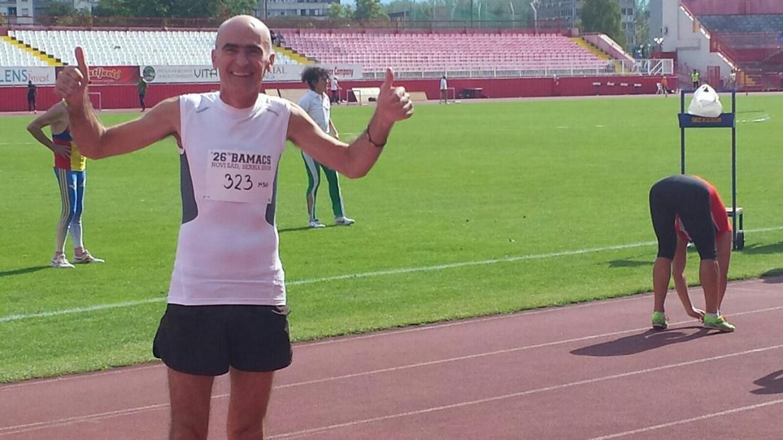 Stanko Ivanković osvojio srebro na Balkanskom prvenstvu za veterane u Novom Sadu – SirokiBrijeg.info